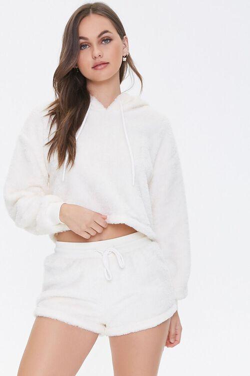 Plush Lounge Shorts, image 1