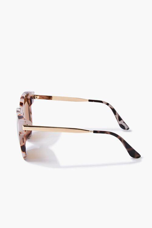Tortoiseshell Oversized Sunglasses, image 3