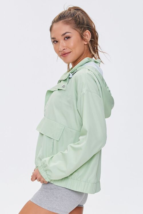 Active Hooded Anorak, image 2