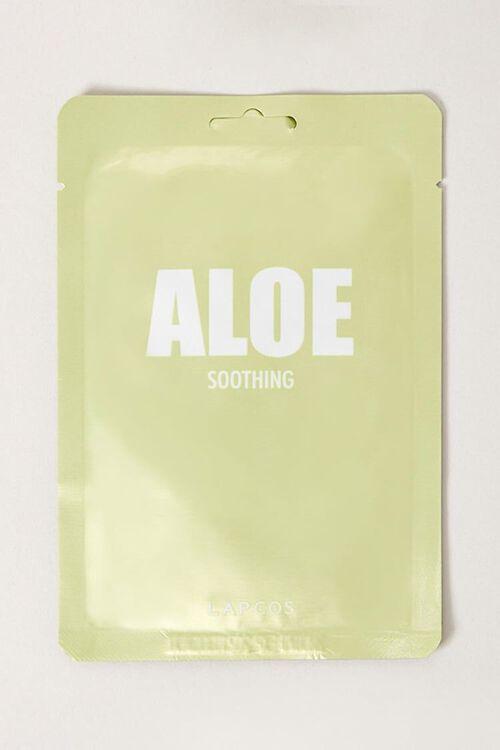 GREEN Daily Skin Mask – Aloe, image 1