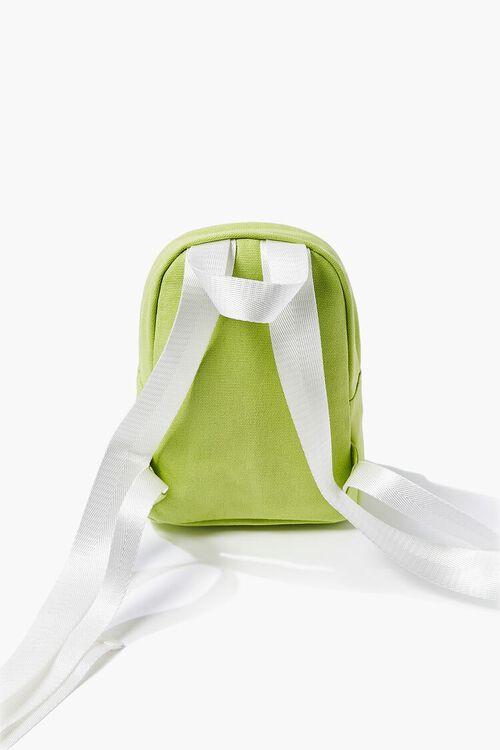 Zippered Brushed Backpack, image 3
