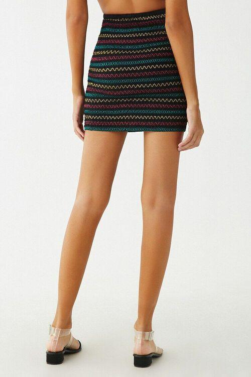 Embroidered Mini Skirt, image 4