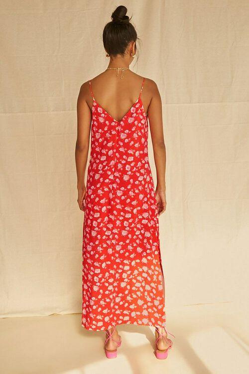 Floral Cami Maxi Dress, image 3