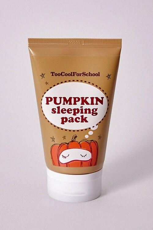 Pumpkin Sleeping Pack, image 1