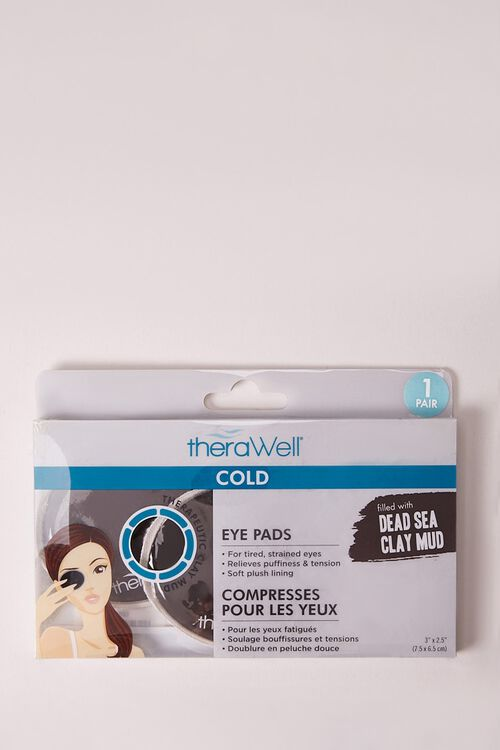 Eye Pads filled with Dead Sea Clay Mud, image 2