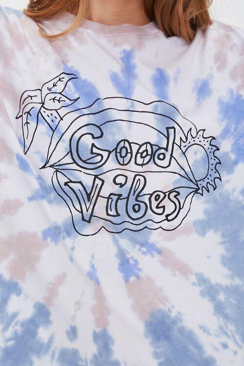 Good Vibes Tie-Dye Dress, image 5