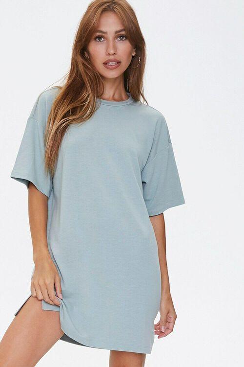 Cutout T-Shirt Dress, image 3
