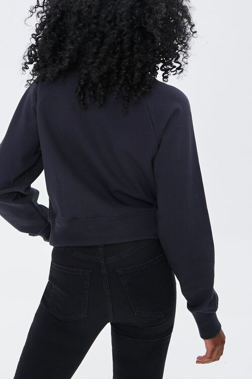 French Terry Crew Pullover, image 3