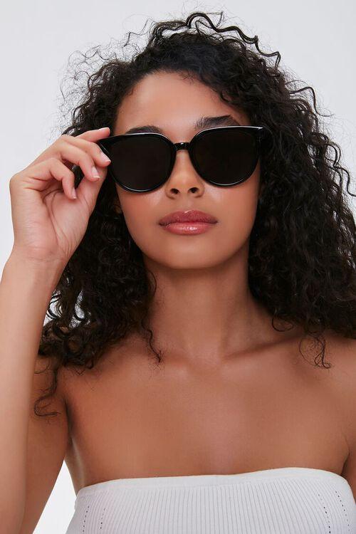 Round Frame Sunglasses, image 1