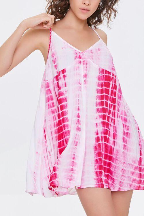 Tie-Dye Cami Dress, image 2