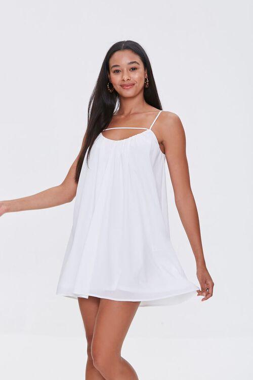 Cami Mini Shift Dress, image 1