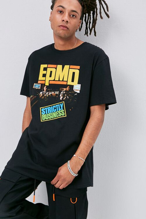 EPMD Strictly Business Graphic Tee, image 1