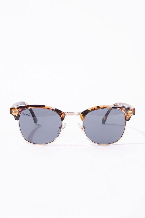 Men Tortoiseshell Sunglasses, image 1