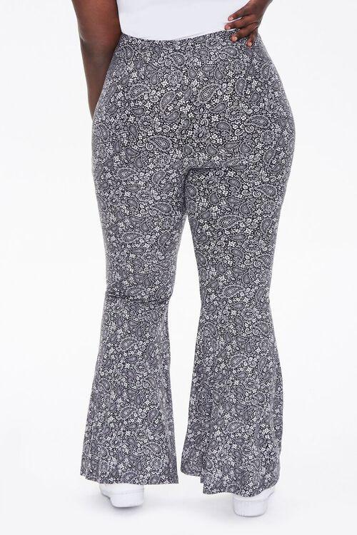 Plus Size Paisley Jordyn Pants, image 4