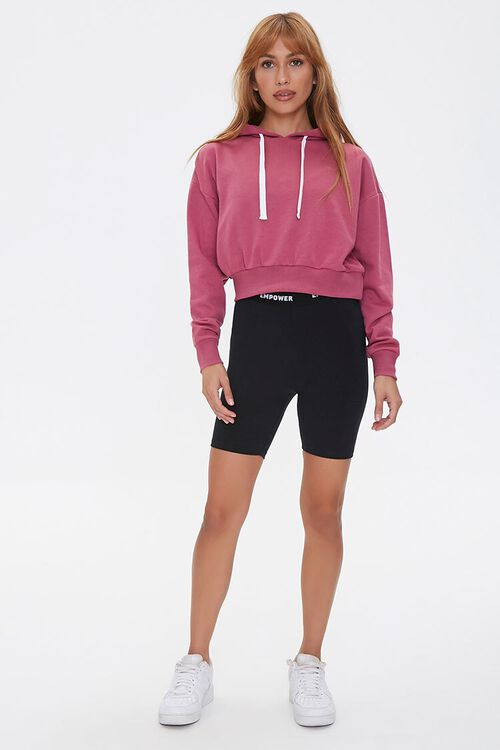 Boxy French Terry Hoodie, image 4