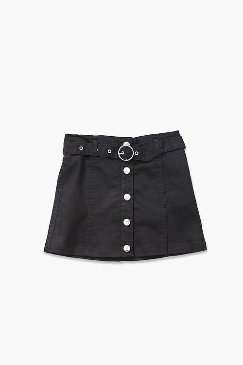Girls Buttoned Skirt (Kids), image 1