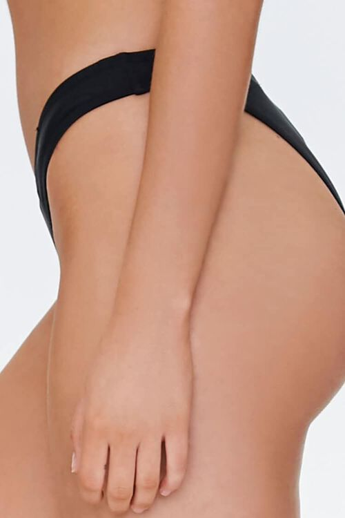 Cheeky Low-Rise Bikini Bottoms, image 3