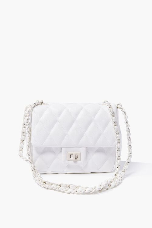 Quilted Square Crossbody Bag, image 3