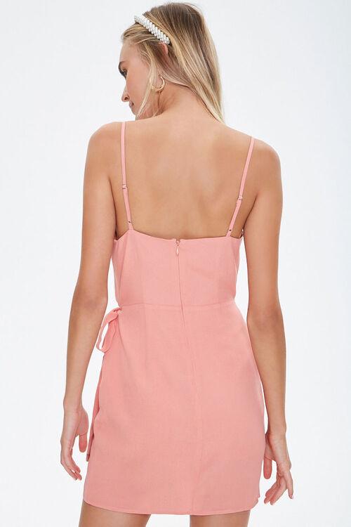 Cami Self-Tie Overlay Mini Dress, image 3