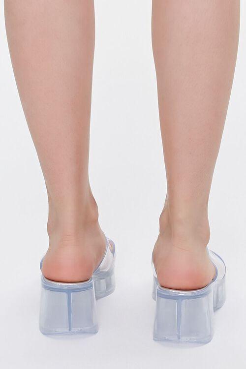 Jelly Platform Sandals, image 3