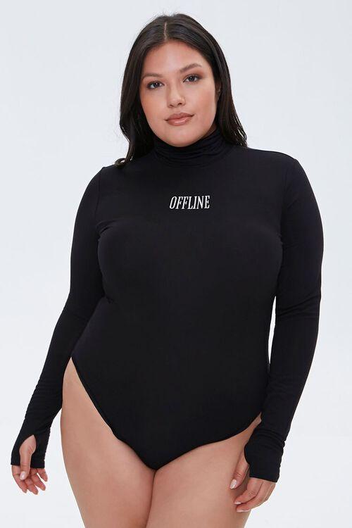 Plus Size Offline Bodysuit, image 6