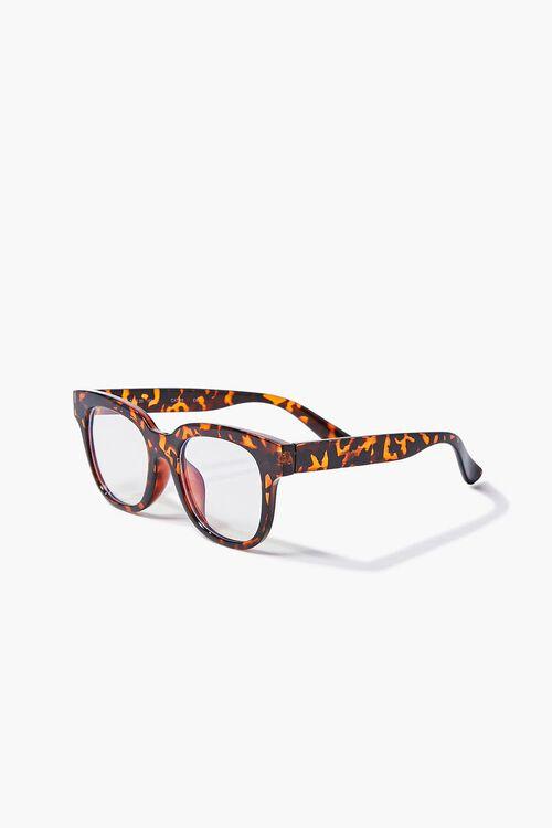 Tortoiseshell Blue Light Reader Glasses, image 2