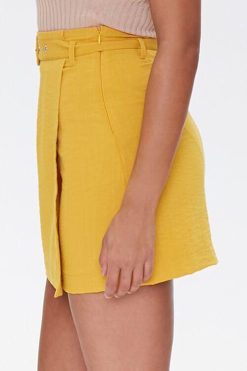 Belted Mini Skirt, image 3