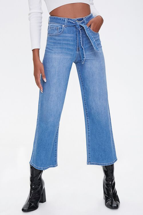 Recycled Capri Jeans, image 2