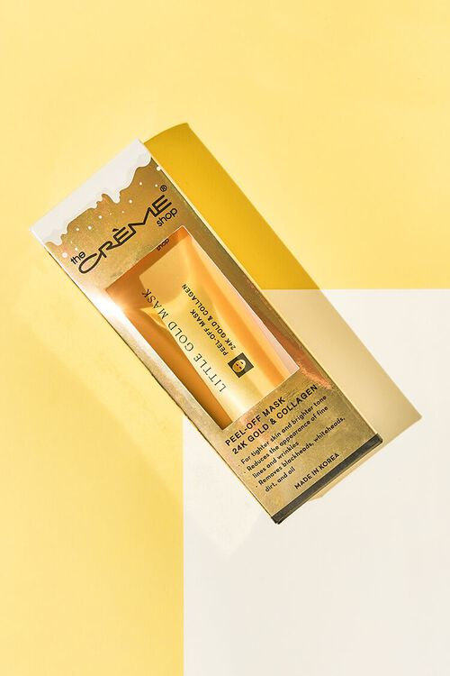 GOLD Little Gold Peel-Off Mask Holiday Edition, image 1