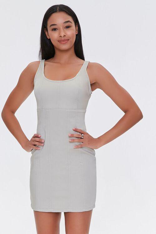 Tank Mini Dress, image 1
