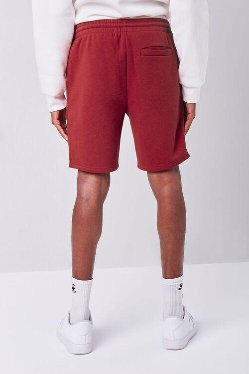 Fleece Drawstring Shorts, image 4