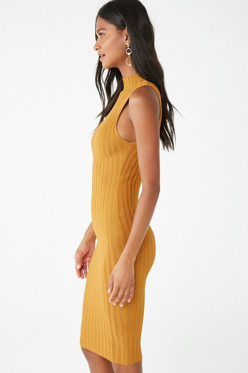 Sleeveless Mock Neck Dress, image 2