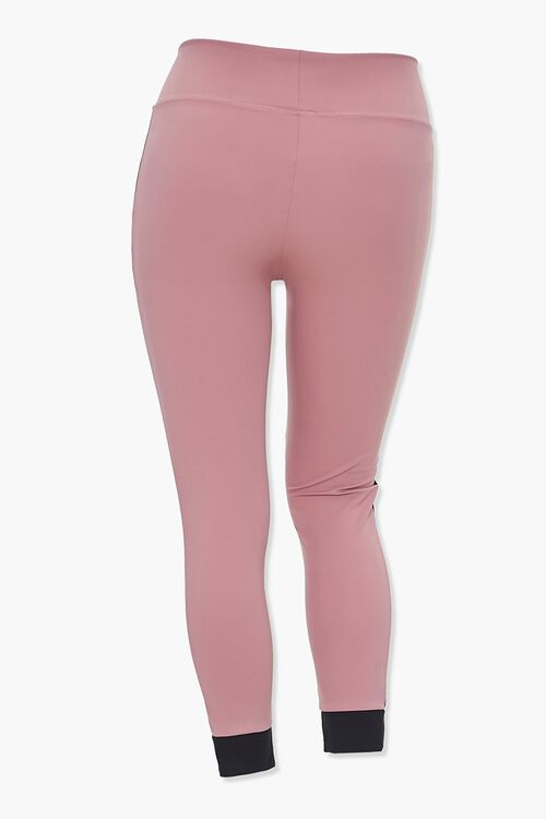 Plus Size Active Colorblock Leggings, image 2
