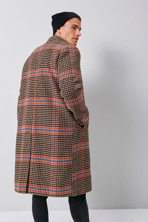 Glen Plaid Trench Coat, image 3