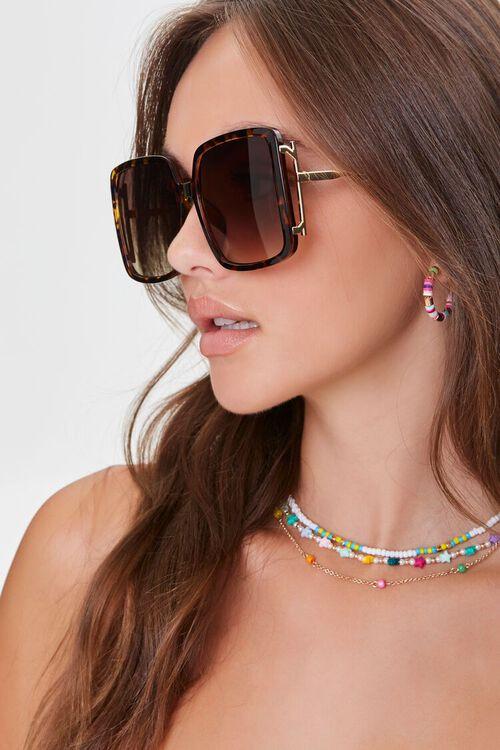 Oversized Square Sunglasses, image 2