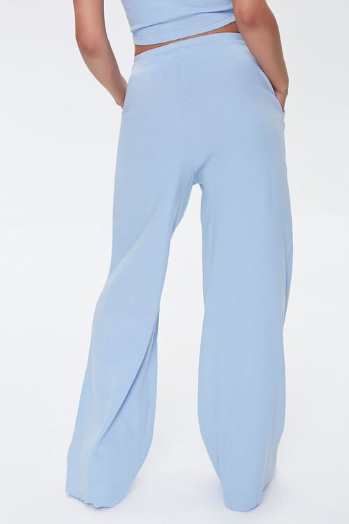 Wide-Leg Drawstring Sweatpants, image 4