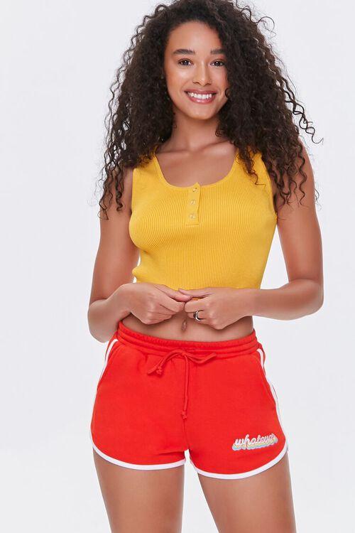 Whatever Ringer Shorts, image 1