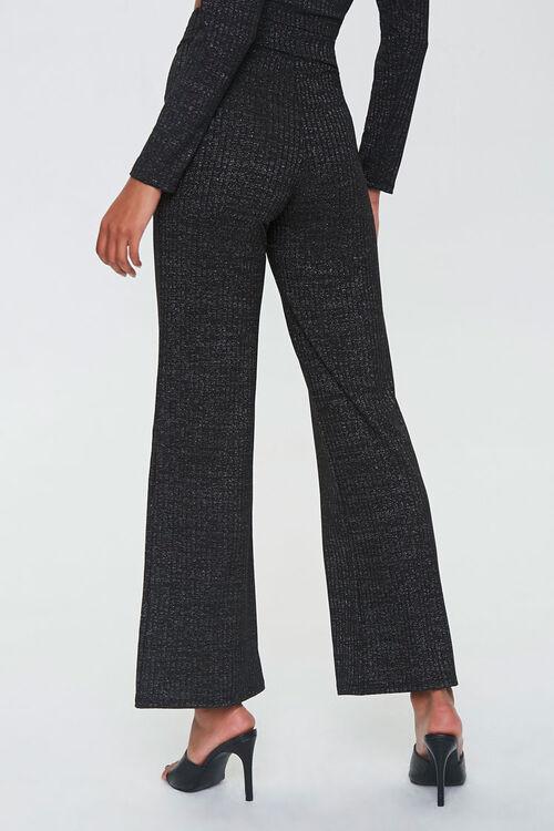 Metallic Flare Pants, image 3