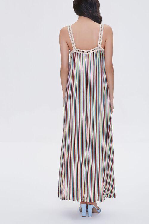 Striped Crochet-Trim Dress, image 4