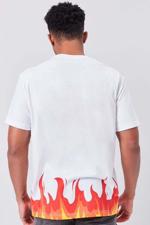 Through the Fire Graphic Tee, image 3