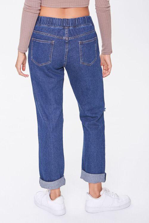 Destroyed Drawstring Jeans, image 3