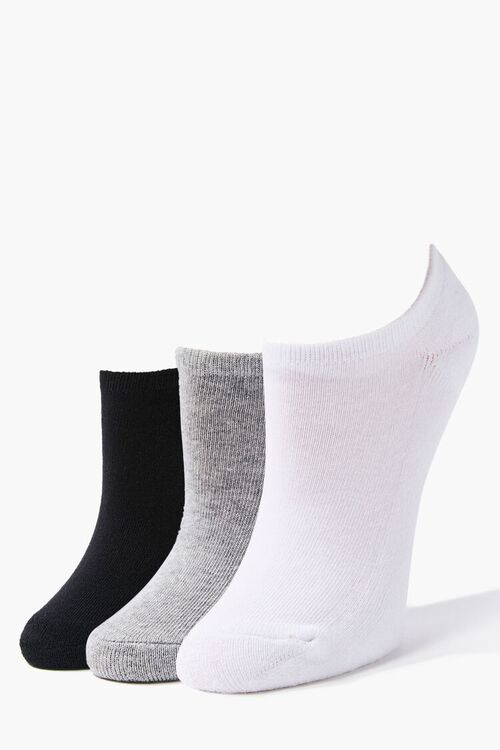 No-Show Socks Set - 3 Pack, image 1