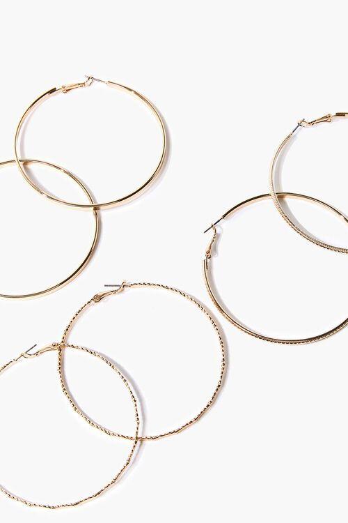 Hoop Earrings Set, image 2