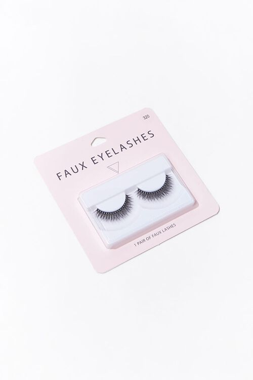 Wispy Crosshatch Faux Lashes, image 1