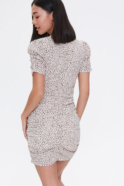 Cheetah Print Mini Dress, image 3