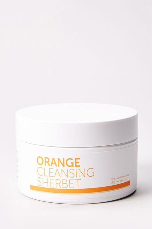 Orange Cleansing Sherbet, image 1