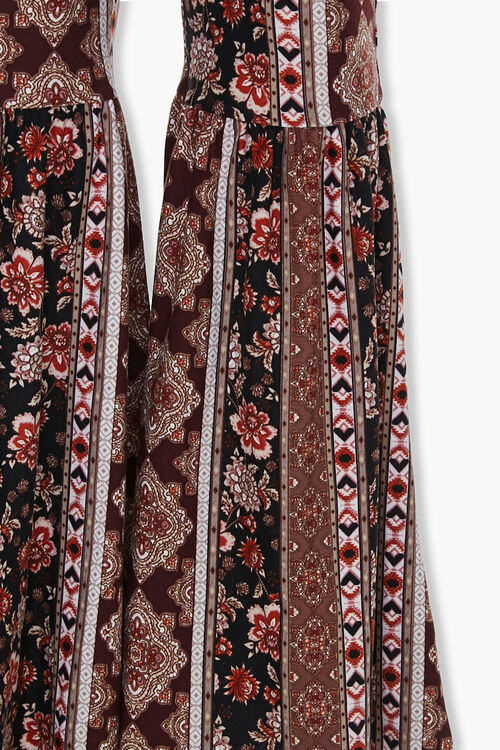 Ornate Print Combo Jumpsuit, image 5