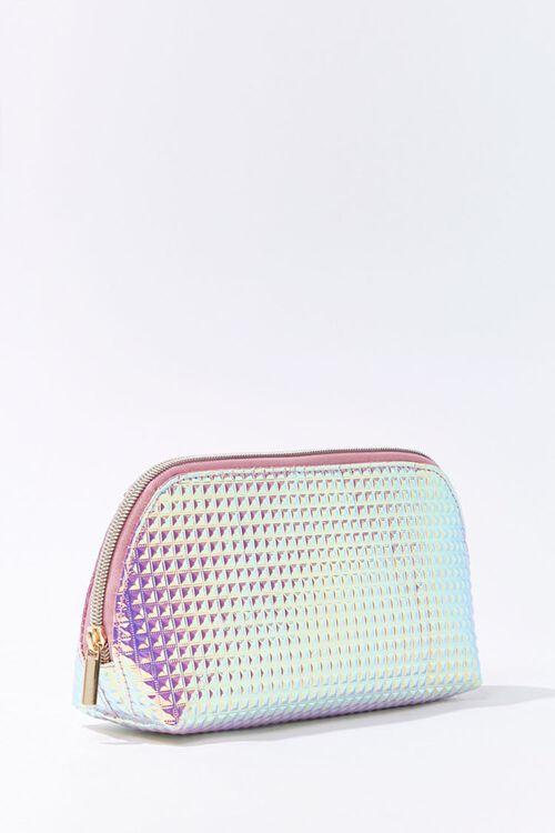 Iridescent Makeup Bag, image 2
