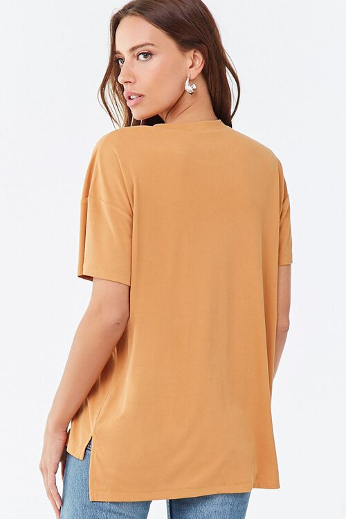 Vented High-Low Tee, image 3