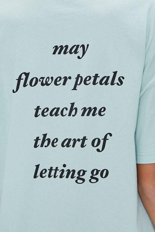 Rose Petals Graphic Tee, image 6